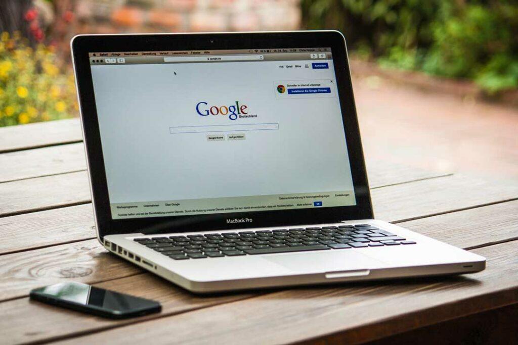Faire connaître cabinet kiné Google